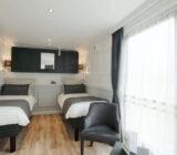 Magnifique III cabin upper deck suite