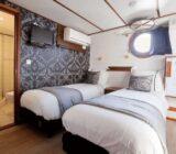 Magnifique cabin twin
