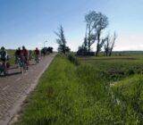 Cycling around Spakenburg
