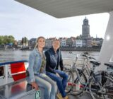 Deventer aboard background Ingeborg Lukkien