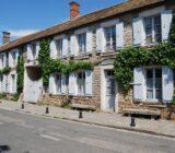 En route French village