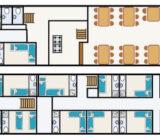 Floor plan Fluvius