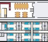Floor plan Jelmar