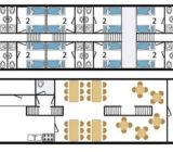 Floor plan Lena Maria