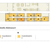 Floor plan l'Estello