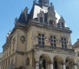 France Champagne Chateau Thierry city hall x