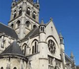 France Champagne Epernay cathedral x