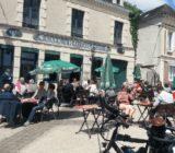 France Champagne Hautvillers street cafe x