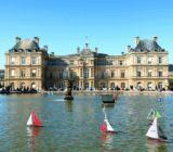 France Champagne Paris Jardin de Luxembourg x