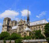 France Champagne Paris Notre Dame  x