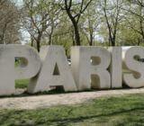 France Champagne Paris sign x