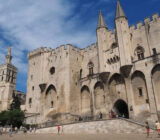 France Provence Camargue Avignon palais de papes  x