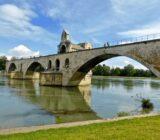 France Provence Camargue Avignon pont  x