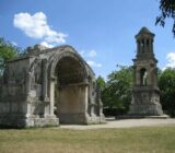 France Provence Camargue Saint Remy de Provence mausoleum x