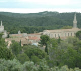 France Provence Camargue abby Saint Michel de Frigolet x