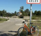 France Provence Camargue cycle at Arles x