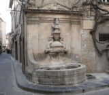 France Provence Camargue fontaine Saint Remy de Provence x