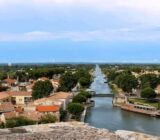 France Provence Camargue  canal x