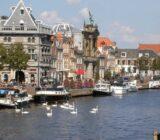Haarlem De Waag and Teylers Museum  x