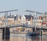 Haarlem Spaarne River  x