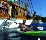 Ionian Islands canoeing