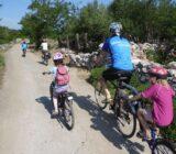 Ionian Islands cycling