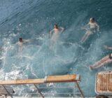 Ionian Islands swimming