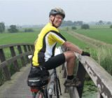 Kinderdijk tour leader x