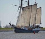 Leafde fan Fryslân exterior sailing