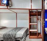 Mare fan Fryslân cabin double