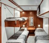 Mare fan Fryslân cabin triple