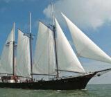 Mare fan Fryslân sailing full sail
