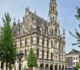 Oudenaarde city hall  x