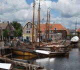 Spakenburg harbor