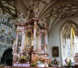 Weingarten pilgrimage church of St. Maria  x