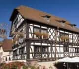 Weingarten timbered house x