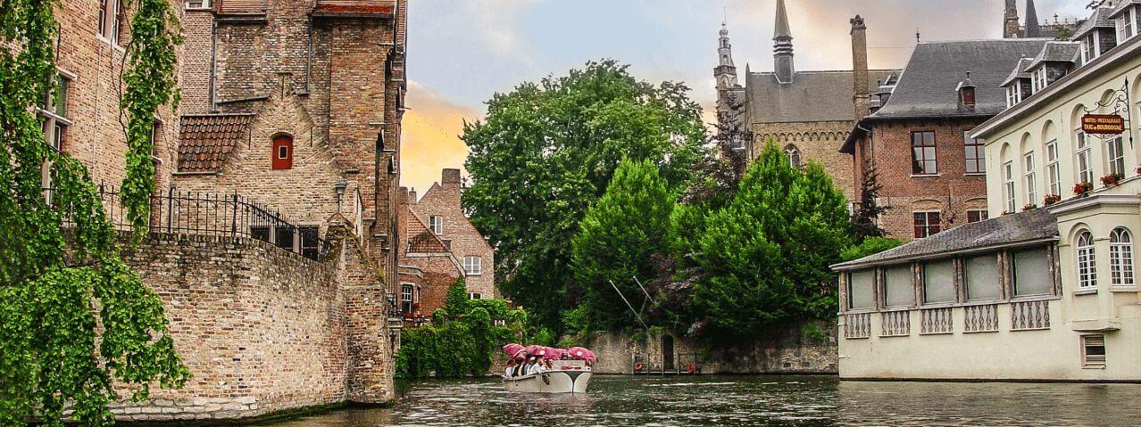 Netherlands & Belgium: Amsterdam – Bruges or vice versa Relax