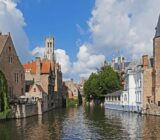 Bruges canal x