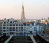 Brussels   Mont des Arts x
