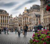 Brussels Grote Markt