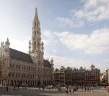 Brussels Grote Markt city hall x