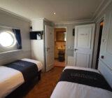 Magnifique IV twin cabin