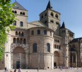 Mosel Trier cathedral