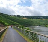 Mosel cyclist