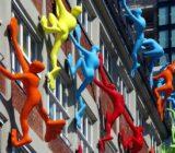 Amsterdam Koblenz Düsseldorf art